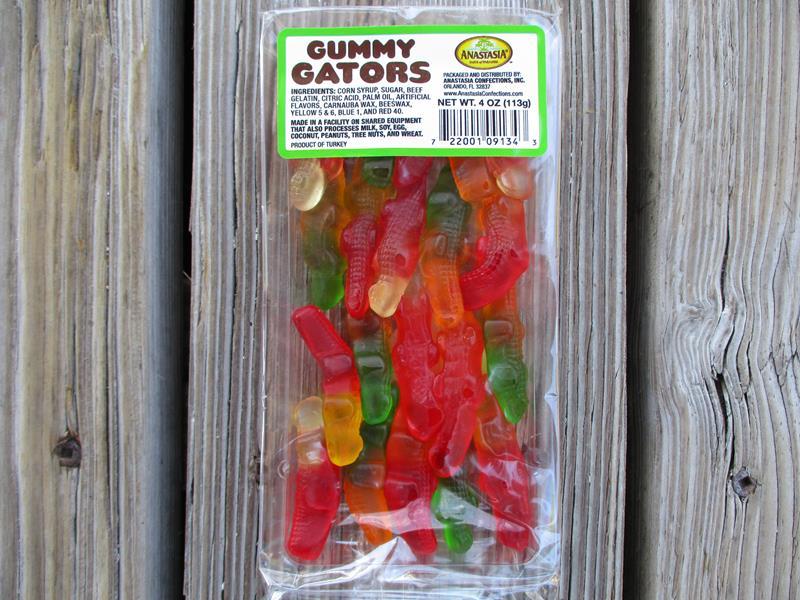 Gummi Gator Tray,36677