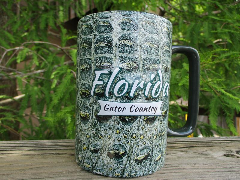 FL Gator Country Mug,NMGTRFLA