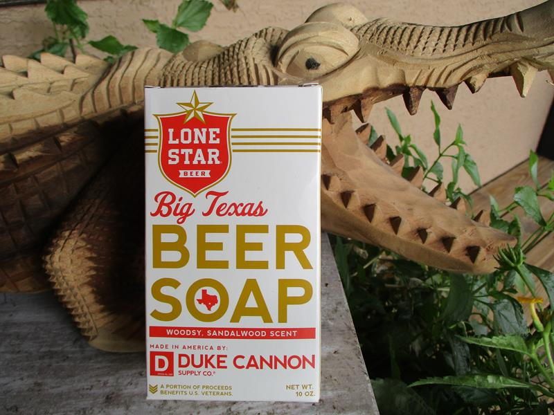 Big Texas Beer Soap,02BTBEER1
