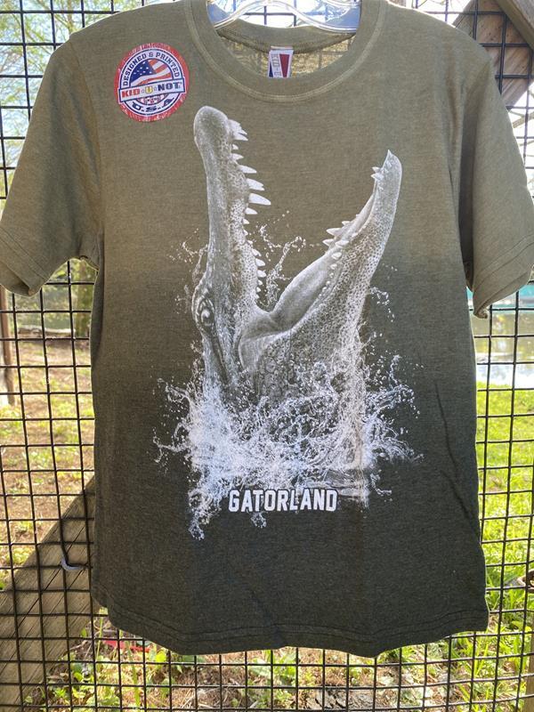 Yth Gatorland Jaws,C0646