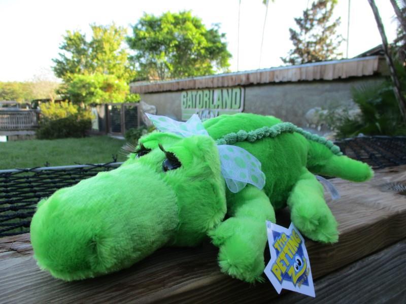 Lash'z Green Gator