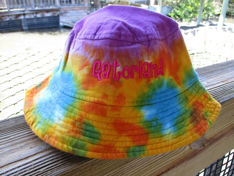 Toddler Tye Dye Bucket Hat,C6008005 HEARTBREAKE