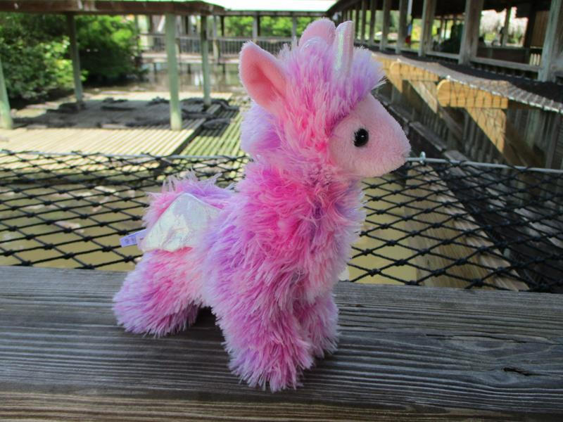"8"" LLamacorn Pink Mini,31758 AND 16747"