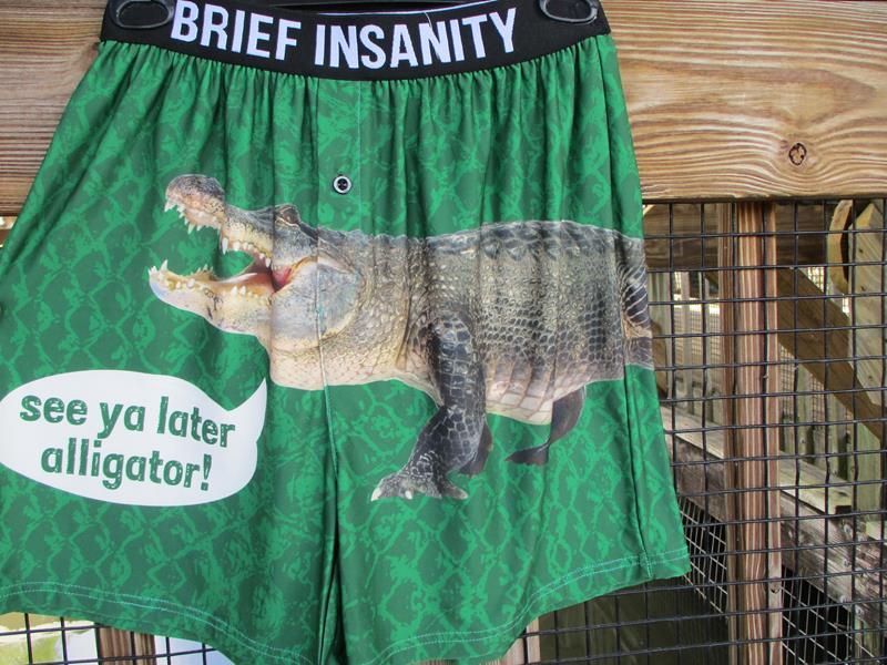 Boxers Gator Wild,GATOR WILD