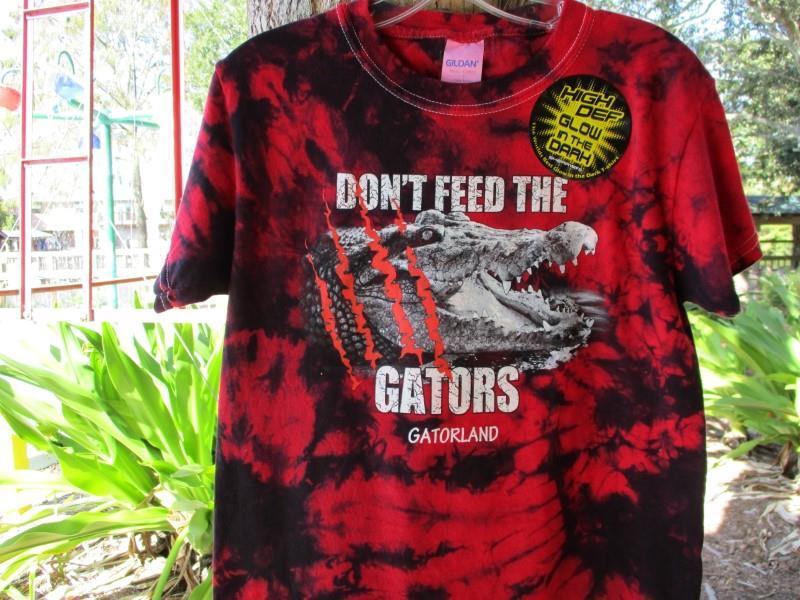 Yth Don't Feed the Gators,0278FF