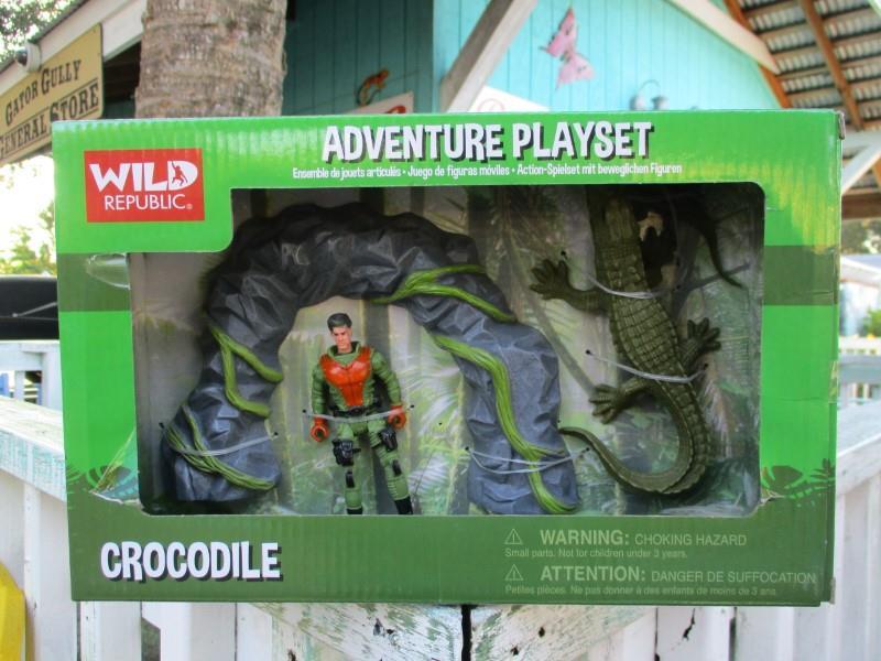 Adventure Playset Croc