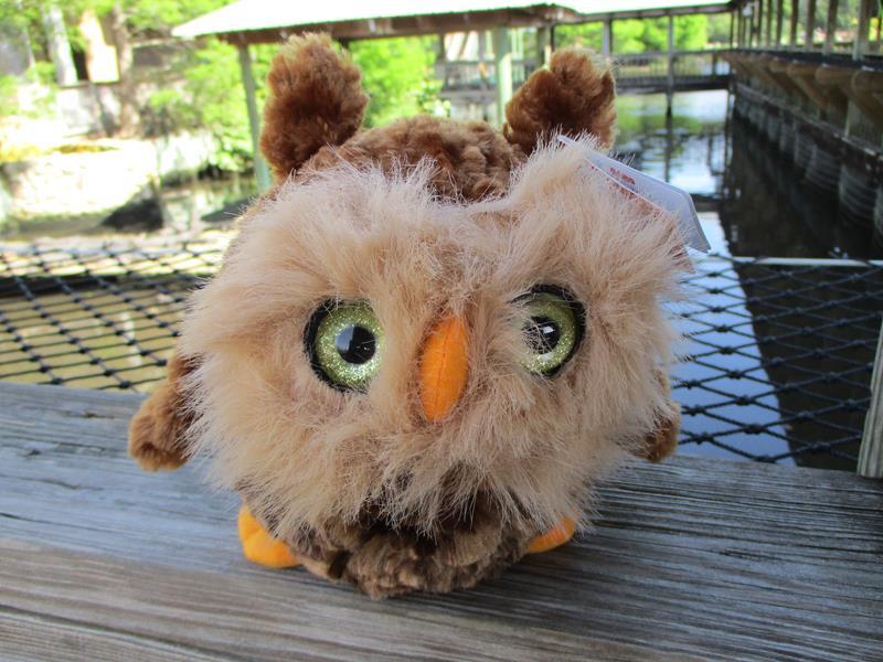 Fuzzballs Owl