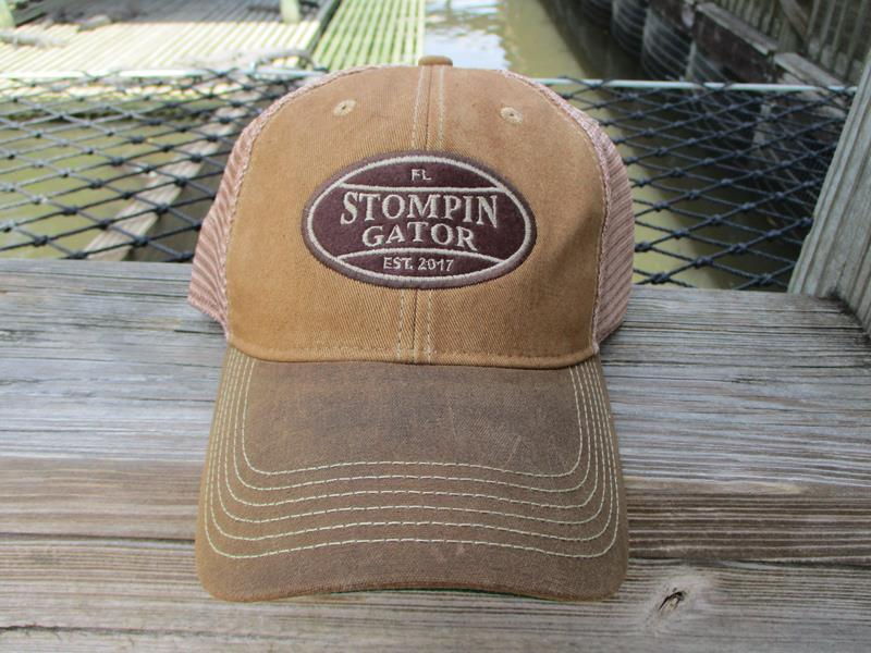 Trucker Stompin'' Gator,WXA TNBRV