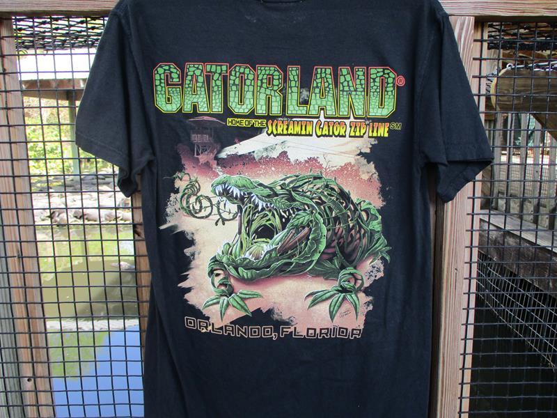 Gatorland Gator Zip,01362-0001