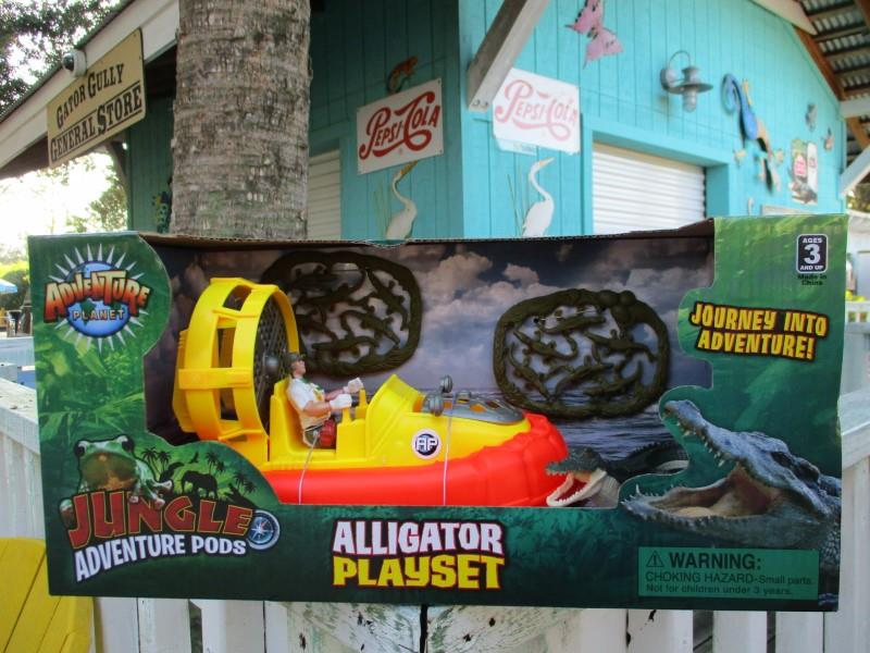 Alligator Adventure Pod,AS-APALL