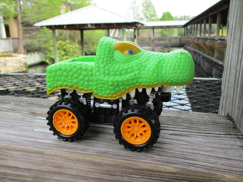 """5.5"""" Gator Chomp 4X4,FS2872"""