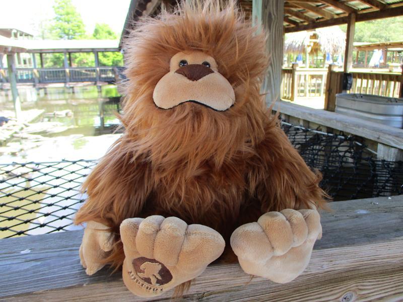 Skunk Ape AKA Big Foot Small