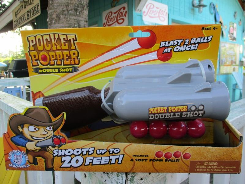 Pocket Popper  Double Shot