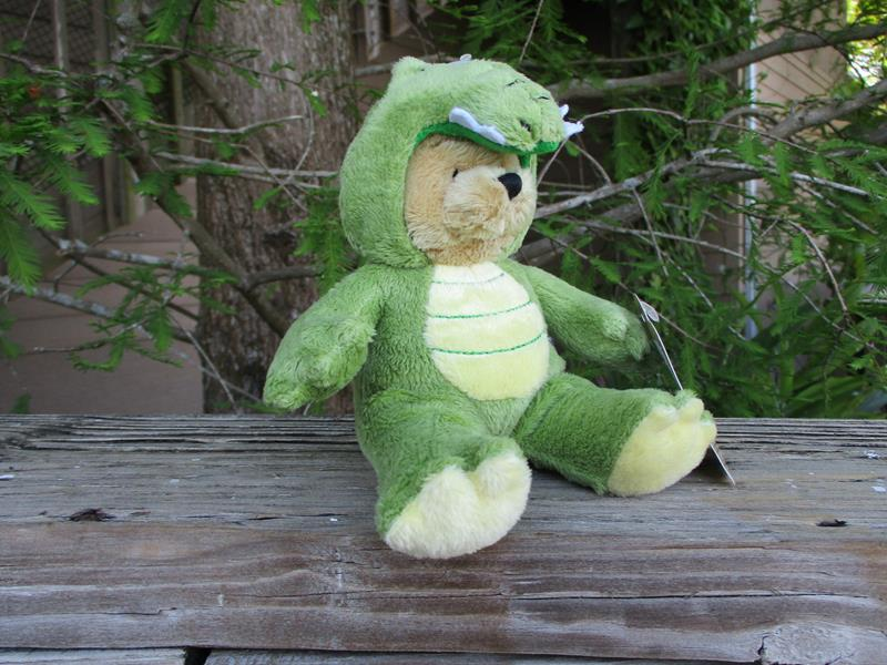 "Wee Bear Alligator 6"",H13705"