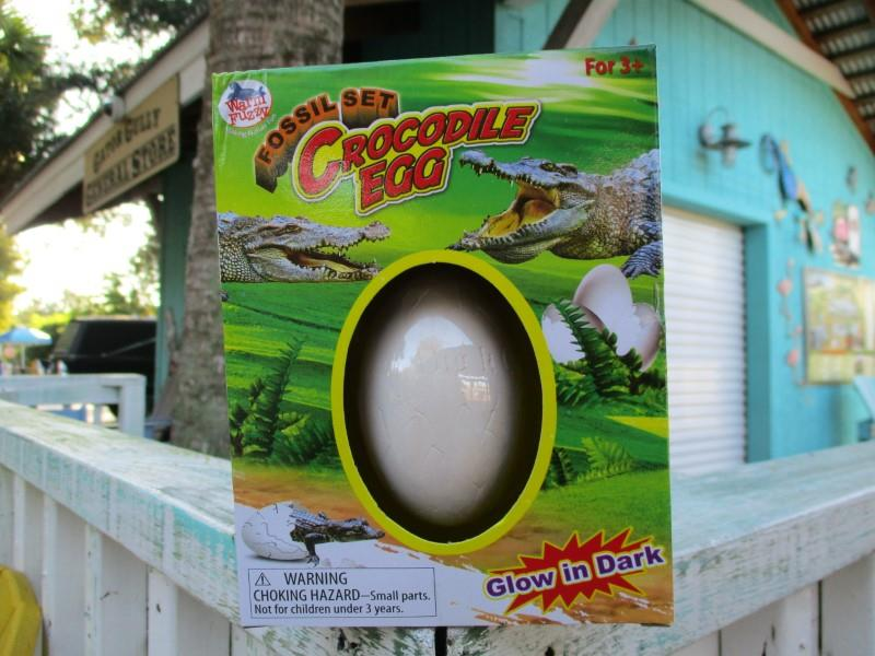 Fossil Dig Egg Crocodile,T-310CR