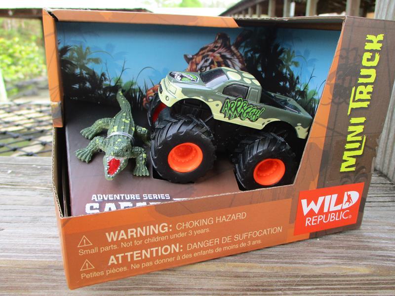 Adventure  Mini Truck Croc,20659