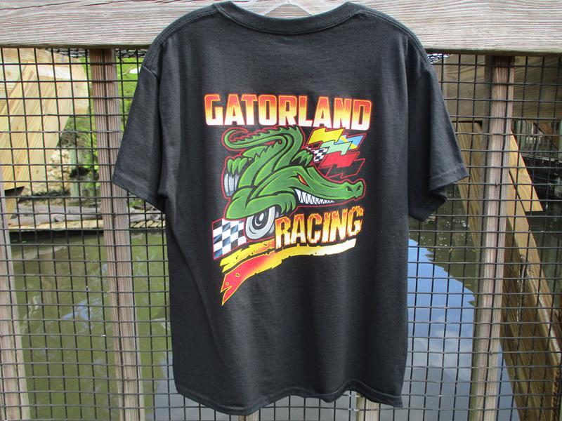 Yth Racing Tee,G12000BSPG