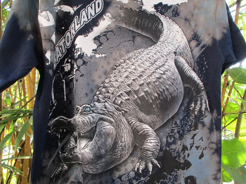 Albino Gator Action Splatter,83910590