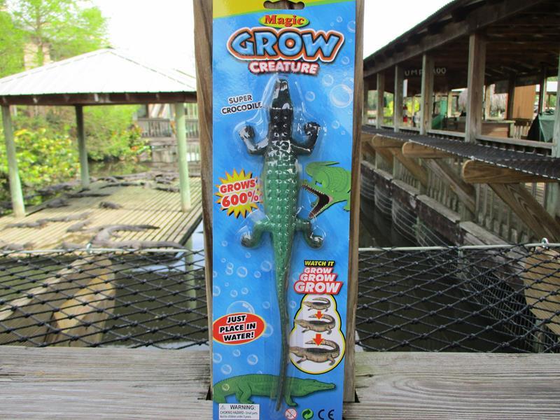 Jumbo Grow Gator,FS2554