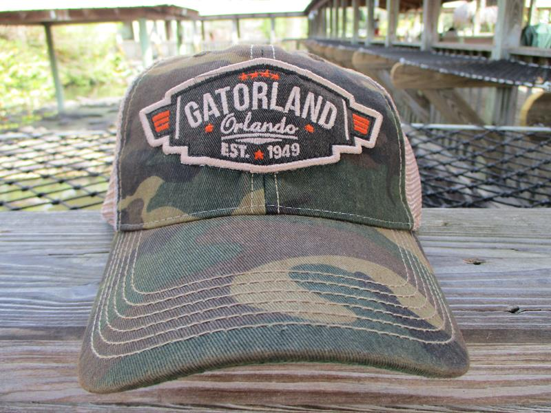Trucker Army Camo Wings,OFA-TAR