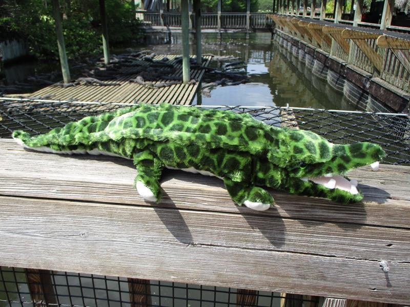 """24"""" Alligator,04221"""