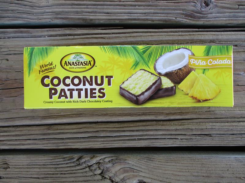 Pina Colata Coconut Patties,36670