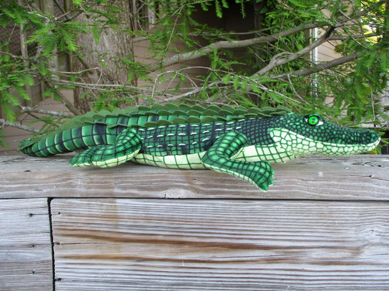 "27"" Alligator Green,A26986"