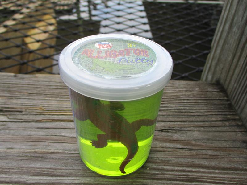 Putty Slime  Alligator,T1703A