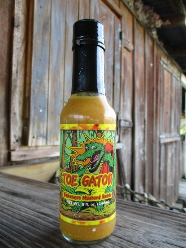 Toe Gator Sauce