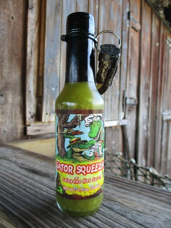Gator Squeezins Sauce