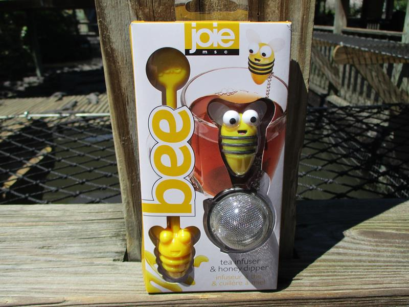Bee Infuser w Honey Dipper,48218