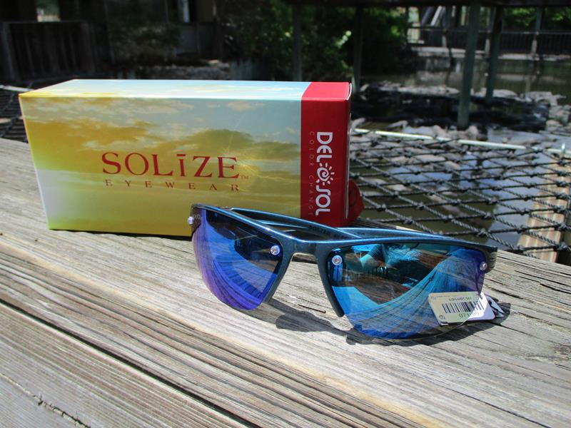 Solize California Sun Char/Blu,60680CSU