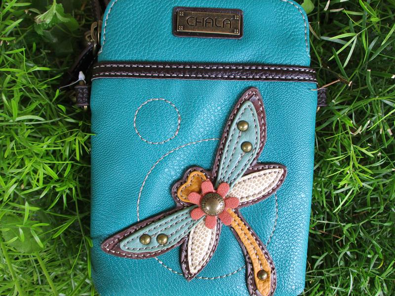 Cell Phone Crossbody Dragonfly,827DF7