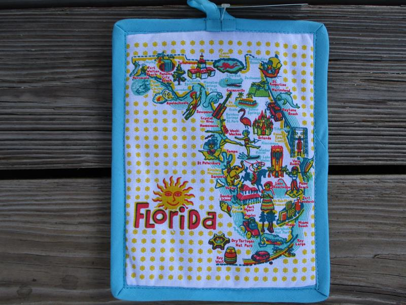 Florida Hot Pad,FP0041