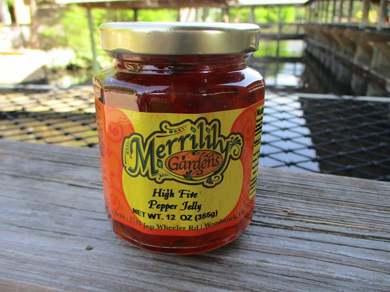 Merrilily High Five Pepper Jelly,MG-03