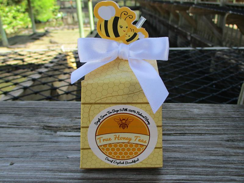 Bee Box DECAF ENGLISH BREAKFAST Tea,DECAF