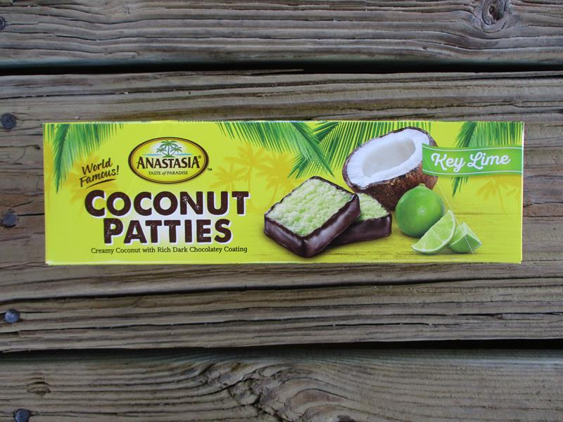 Keylime Coconut Patties,36683
