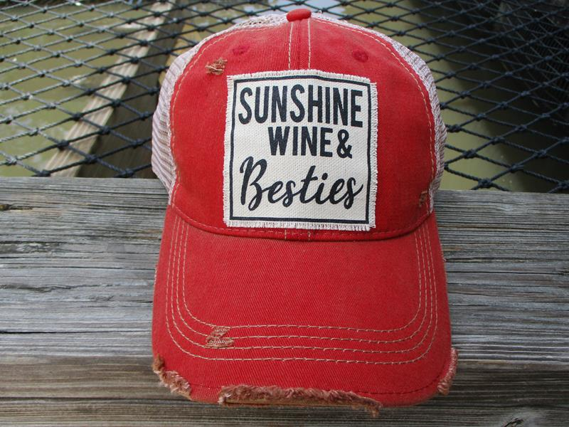 Cap Sunshine Wine and Besties,MBW536