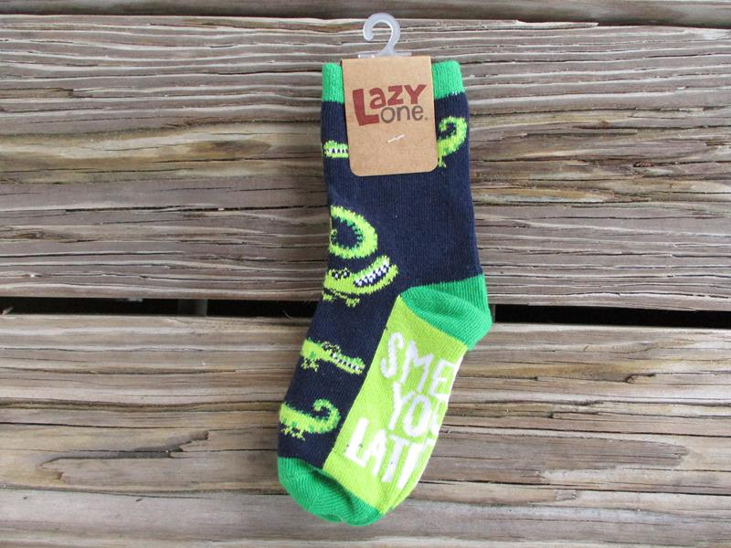 Alligator Kid Sock sz 10-1,KSK855M