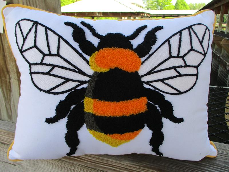 Pillow Bumble Bee,86032297