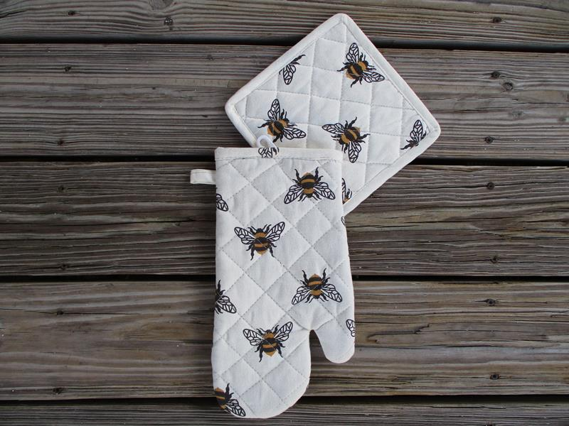 Pot Holder BUMBLE BEE Set,860933027