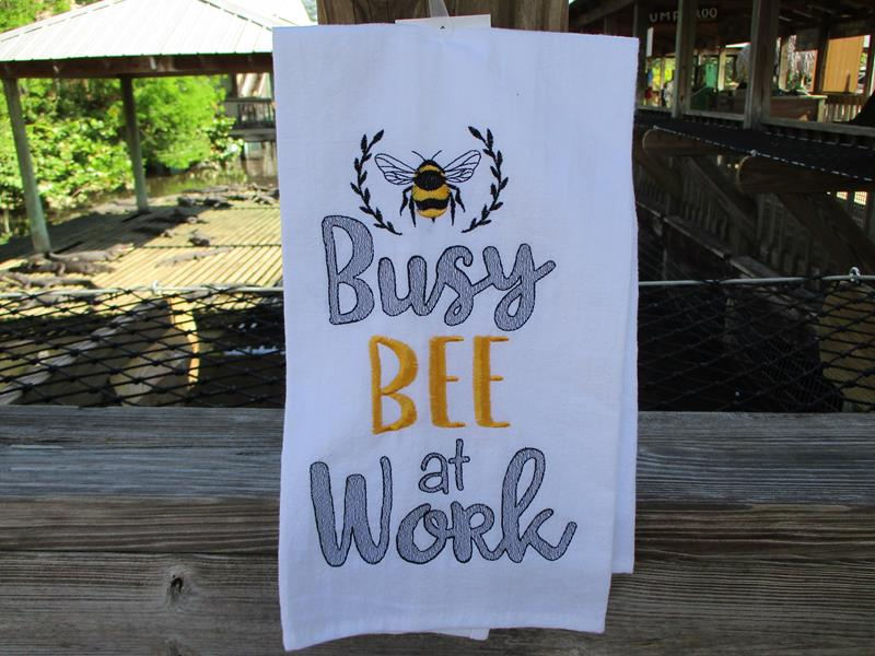 Kitchen Towel Busy Bee,86171464B