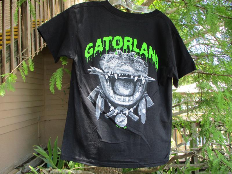 Yth Gator Arrow Tie Dye,C304A