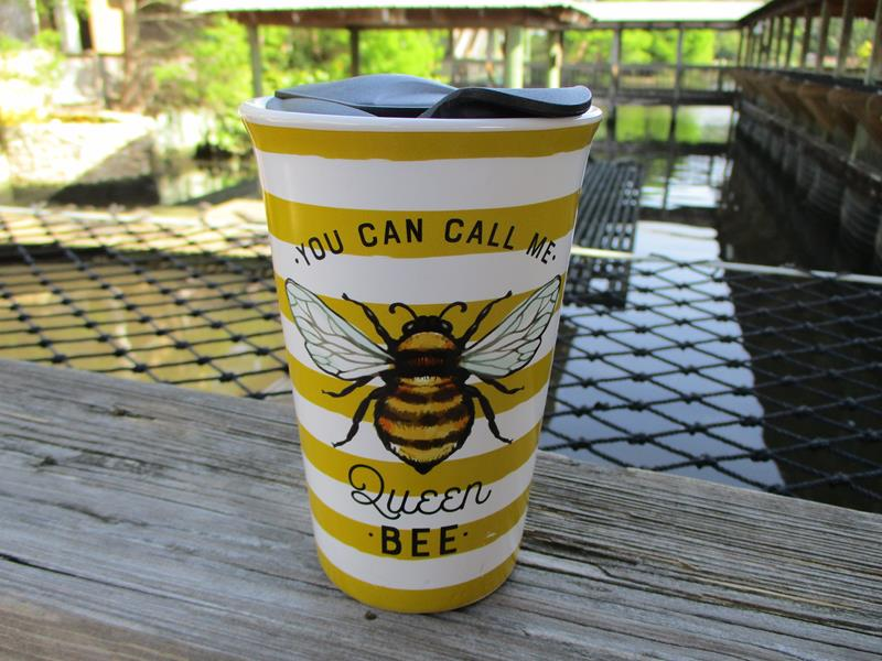 Travel Mug Queen Bee,714199