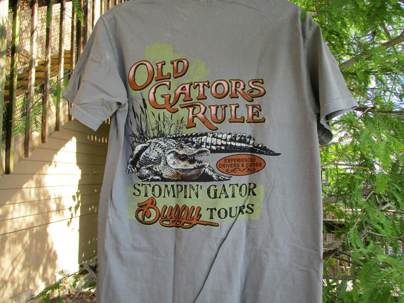 Old Gators Rule,100-4149-A