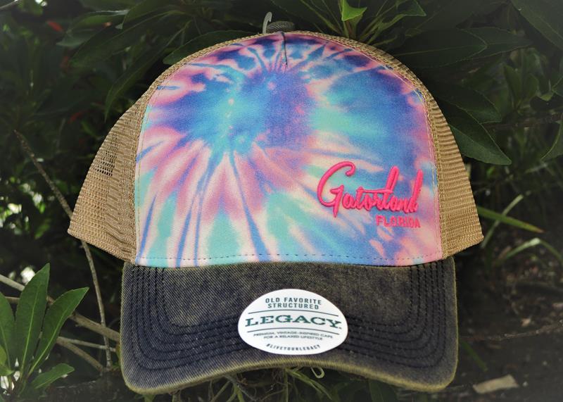 Trucker Pastel Tie Dye,OFAS-TPATD