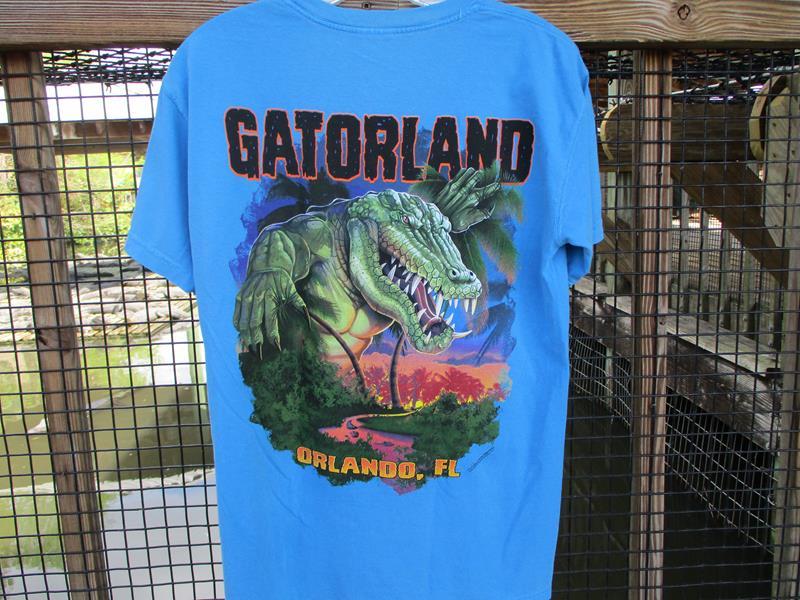 Bad Gator,01367-0007