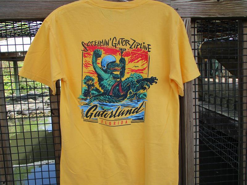 Zipline Gator,59431717