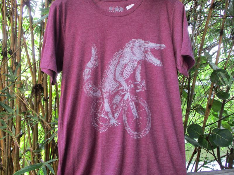 Biking Gator