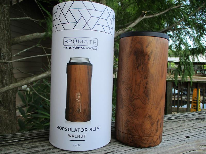 Hopsulator Slim Walnut